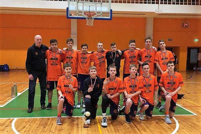 eiropas jaunatnes basketbola līga Ādažos_foto Ilga Valtmane