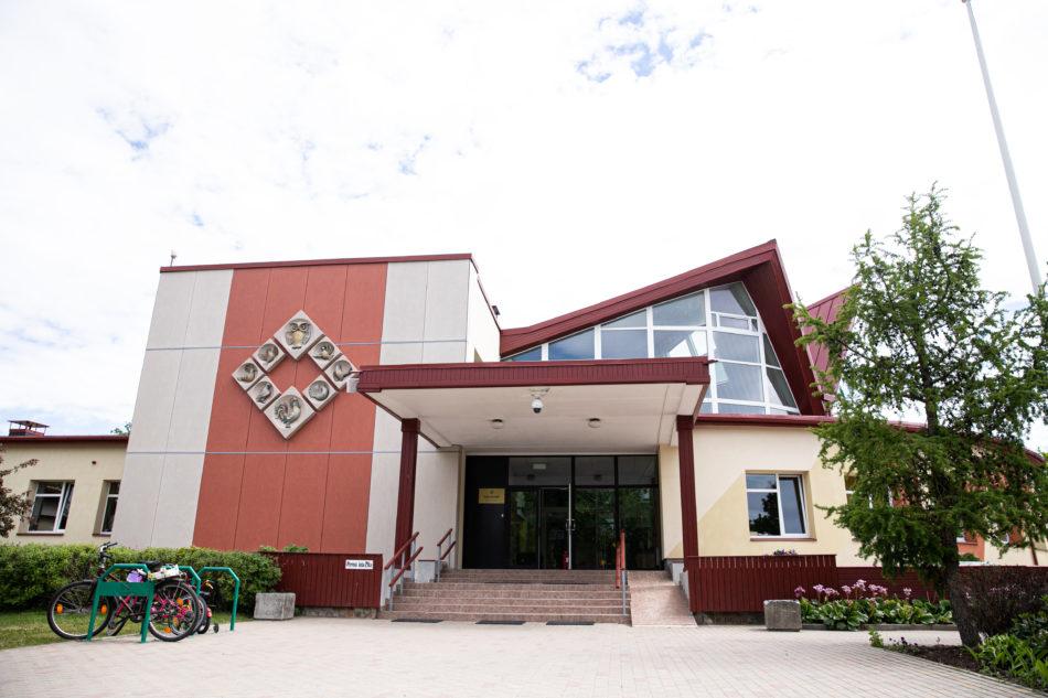 Bērnudārza Strautiņš ēka